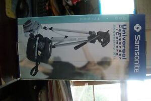 Samsonite Camera Tripod Stand - Collapsible #8802