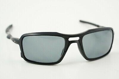 Oakley TRIGGERMAN Matte Black/Prescription lenses 59-20-137 Sunglasses (Oakley Triggerman)