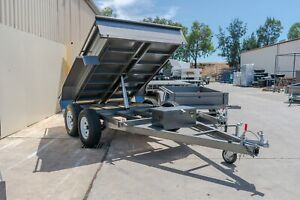 10x6 Tandem Tipper Box Trailer - 3500kg ATM Pooraka Salisbury Area Preview