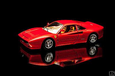 Ferrari 288 GTO der Marke Bburago im Maßstab 1:18 (Michael Reiss (CC BY-SA 2.0))