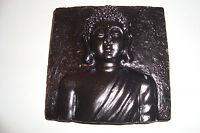 Small Rustic Stone Thai Buddha Plaque ,black,garden Ornamentsuk Seller - indian - ebay.co.uk