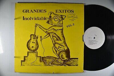 GRANDES EXITOS Inolvidables LATIN LP