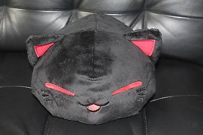 Nemu Neko Vampir Nemuneko Sleeping Sleepy Cat Plush Plüschtier Stofftier Katze