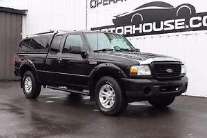 2008 Ford Ranger Sport 4x4! NO ACCIDENTS!