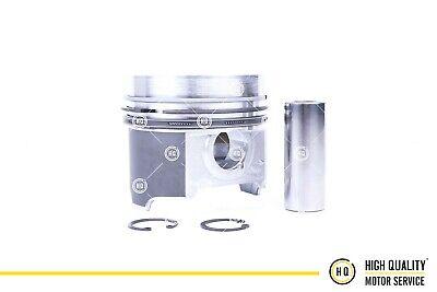 Piston With Rings Std For Kubota 16423-21110 V2203 Idi D1703 87mm.