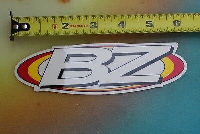 BZ Surfboards Bodyboards Real Pro Boogie Boards Morey Vintage Surfing STICKER