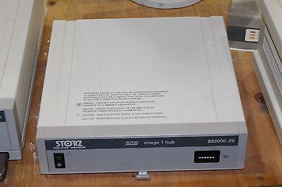 Karl Storz Scb Image 1 Hub Camera 222000-20