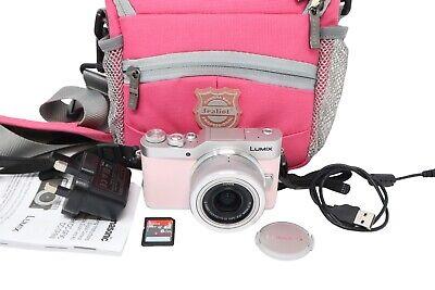 Panasonic Lumix GF9 / GX800 Camera Mirrorless 16.0MP with 12-32mm, Exc. Cond.
