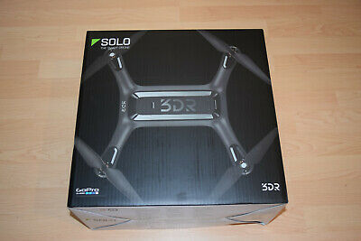 3DR Solo RTF Quadcopter Drone Brand New Sealed