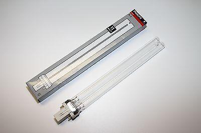 Philips 11 Watt UVC Leuchtmittel 11W UV Ersatzlampe Oase Teich Filter G23
