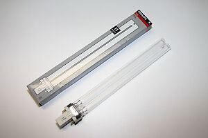 Philips 11 Watt Leuchtmittel 11W G23 UVC Ersatzlampe UV Lampe Oase Osaga Velda W