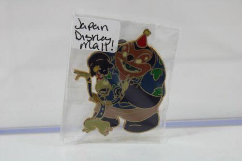 Disney Mall Japan LE Pin Lilo & Stitch Celebration Set Jumbaa & Pleakley