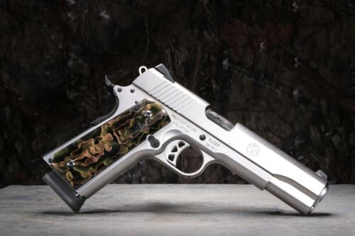 Pachmayr Alume Series 1911 Grips by Raffir - Copper Canyon 62074