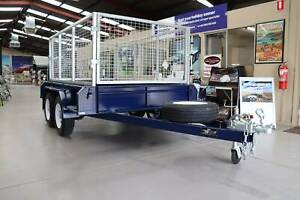 8X5 CAGE TRAILER AUSTRALIAN MADE Para Hills West Salisbury Area Preview