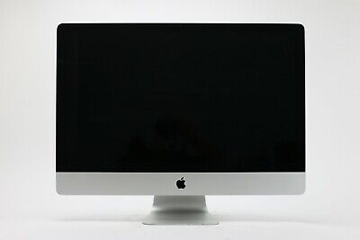 """Apple iMac A1312 27"""" i7 3.4 GHz, 2TB HDD, 8GB RAM, MC814LL/A (Mid 2011)"""