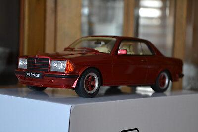 Mercedes W123 Coupe 500CE AMG Ottomobile 1:18 OT641 OVP limitiert Nr. 972/2000 gebraucht kaufen  Tangstedt