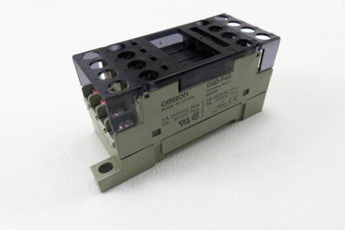 G6D-F4B DC24V Omron Terminal Block Relay 5A 24V