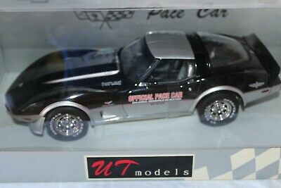 UT Models 1978 Chevrolet Corvette L-88 Indianapolis 500 Pace Car 1/18 scale NIB