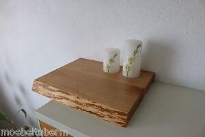 wandboard erle massiv holz board regal steckboard regalbrett baumkante neu ebay. Black Bedroom Furniture Sets. Home Design Ideas