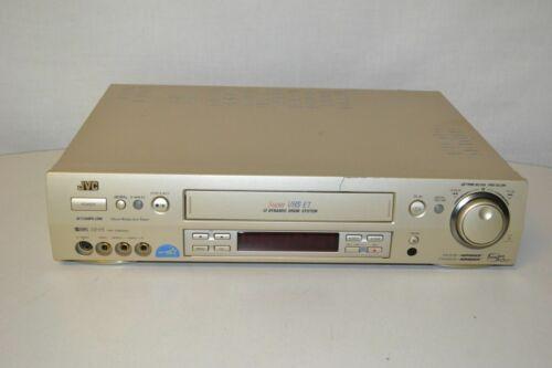 JVC HR-S9600U SUPER VHS S-VHS ET PROFESSIONAL VCR WORK FOR VIDEO TRANSFER TO DVD