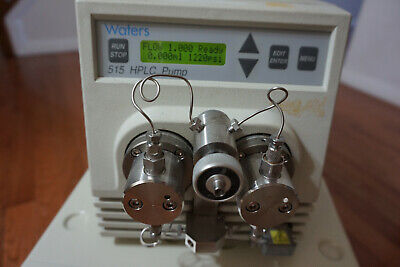 Waters 515 Hplc Laboratory Pump Chromatograph Working Chromatography Liquid