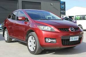 2007 Mazda CX-7 Classic 4x4 (Automatic) Mowbray Launceston Area Preview