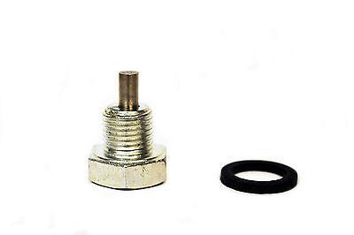 Lincoln Sa-200 F163 Oil Pan Drain Plug With Magnet Bw299