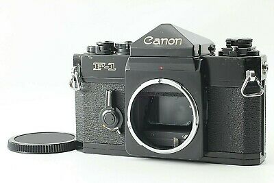[[ Excellent ++++ ]] Canon F-1 35mm SLR Film Camera Body only from JAPAN (41026)