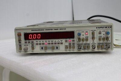 Hameg Hm8122 1792 Programmable Counter Timer Hm 8122