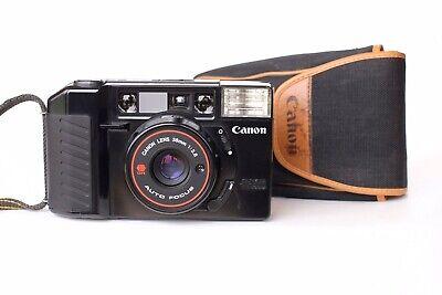 Canon AF35M II SURE SHOT 38mm f/2.8 Superb Condition classic film camera