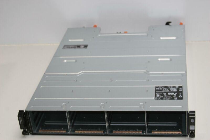 DELL PowerVault MD3200i / noHDD / 2x MD1200 6Gb SAS EMM Controller / 2x PSU