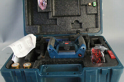 Bosch GRL300HVCK Self-Leveling Laser W Receiver, Remote, Tri-pod and Mount DEAL