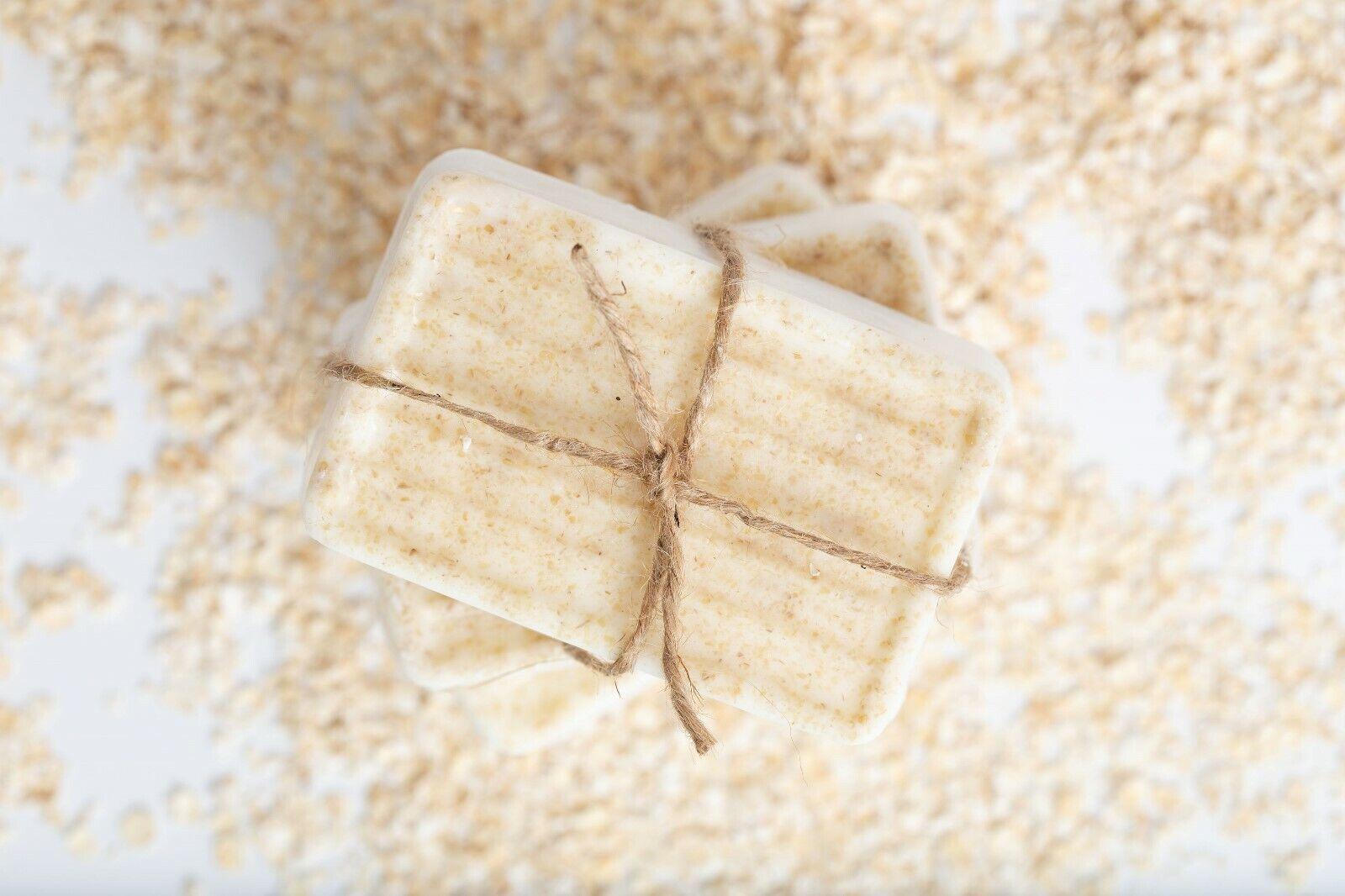 Sugar Cookie Brulee - 6.5 oz. Bar - Handmade Shea Butter Soa