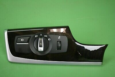 11-16 BMW 550I 535I 528I M5 HEADLIGHT PARK FOG DIMMER CONTROL SWITCH 9192745 OEM