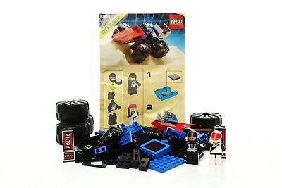Lego Space Police I Set 6895 Spy-Trak I 100% complete + instructions rare 1989