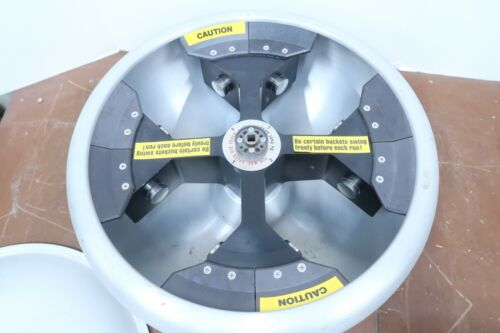 Sorvall H-4000 4 X 1L, Head Swing Out Swinging Bucket Rotor Centrifuge Accessory