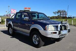 Nissan Navara ST-R - Manual - Turbo Diesel 4X4 - LOADED WITH EXTRAS Yangebup Cockburn Area Preview