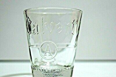 Calvert Blended Whiskey  Shot Glass