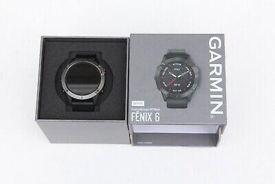Garmin Fēnix 6 Sapphire 010-02157-10 Smartwatch Black Fenix Multisport GPS Music