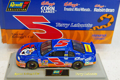 Revell 1/43 1997 5 Chevy Monte Carlo Kelloggs Frosted Flakes Terry Lebonte 4028