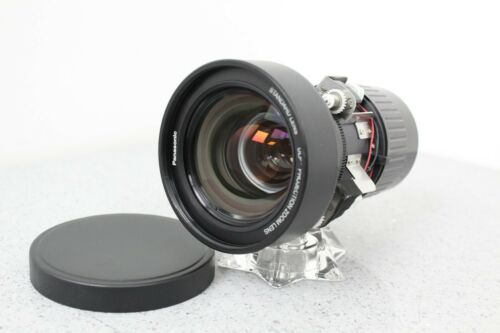 Panasonic Standard Throw Projector Lens TKGF0109-4 Unused Take Off FREE SHIPPING