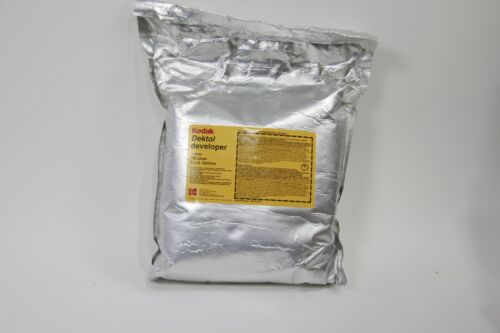Kodak 1464734 Dektol Developer To Make 5 Gallons New Old stock