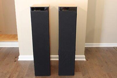 (Meridian Active Loudspeaker System M60 Stereo Powered Floor Speakers)