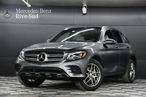 2016 Mercedes Benz GLC-Class 300 4MATIC, ENSEMBLE SPORT/ SPORT P