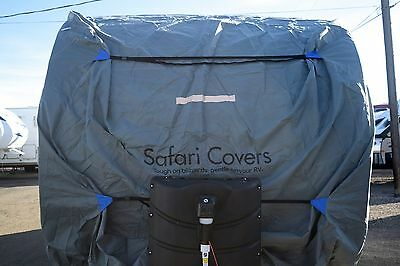 New Safari Motorhome Travel Trailer Cover For RV Travel Camper 24' - 27' FT
