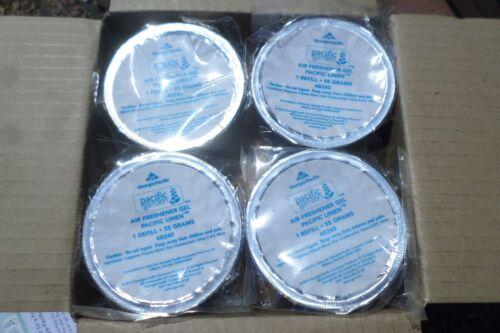 NEW Box of 12 GEL Georgia Pacific LINEN Air Freshener 48240 Refill