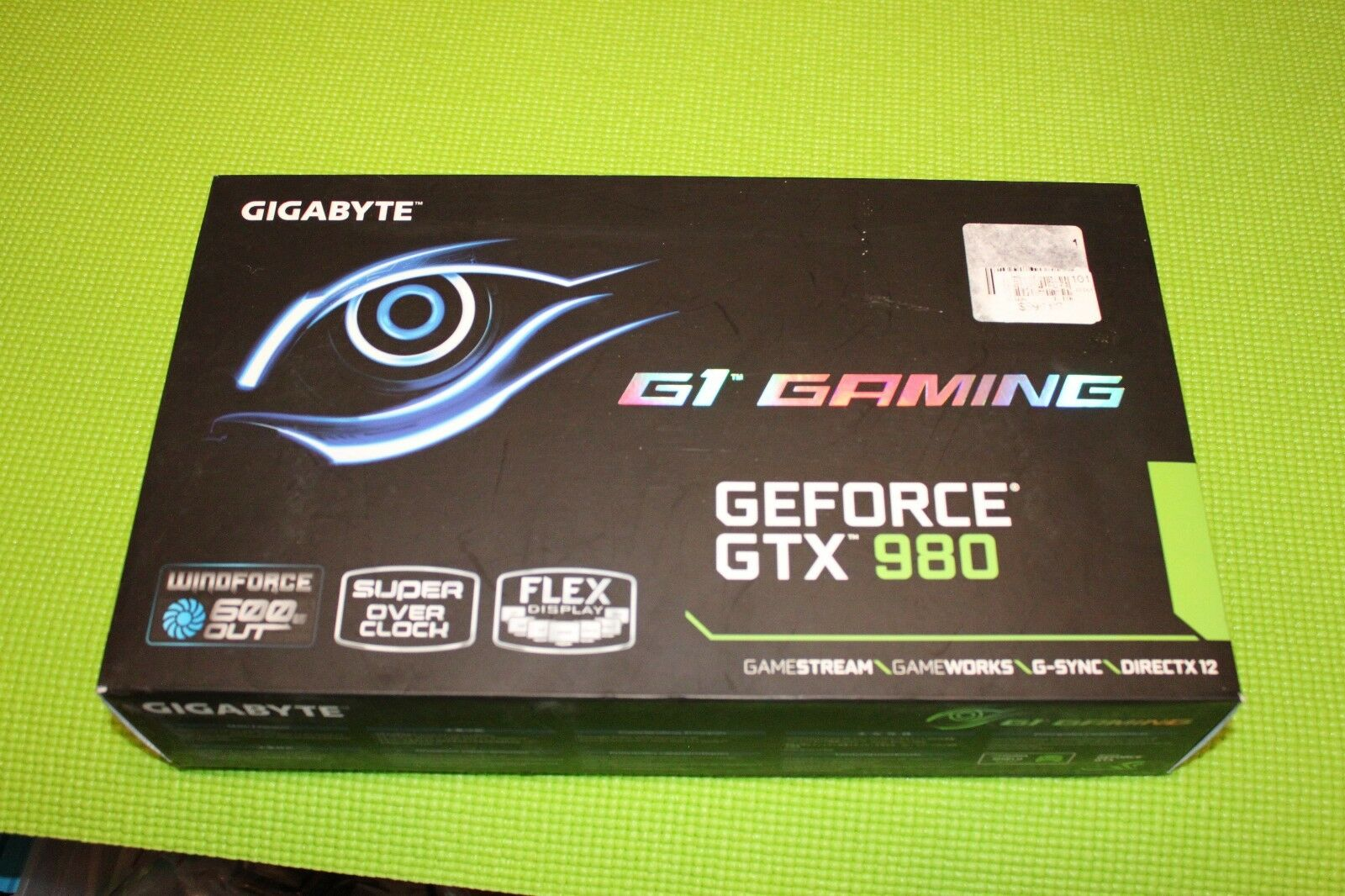 UPC 818313022097 - GIGABYTE GeForce GTX 980 Video Graphics Card