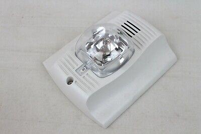 System Sensor P2w-p Horn Strobe Unmarked White Fire Alarm Equipment