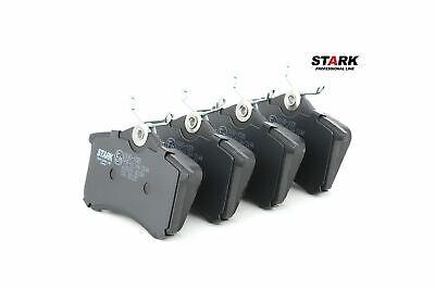 STARK Bremsbeläge Bremsklötze HINTEN, HINTEN für VW GOLF IV 1J1 für AUDI A3