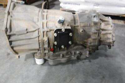 2013 CHEVROLET SILVERADO 2500 3500 6.6L ALLISON 4WD AUTOMATIC TRANSMISSION